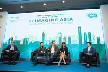 Re-imagine Asia: the new digital frontier